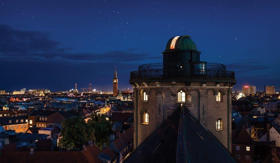 Rundetaarn Re Opens As The Stargazing Season Peaks In Copenhagen