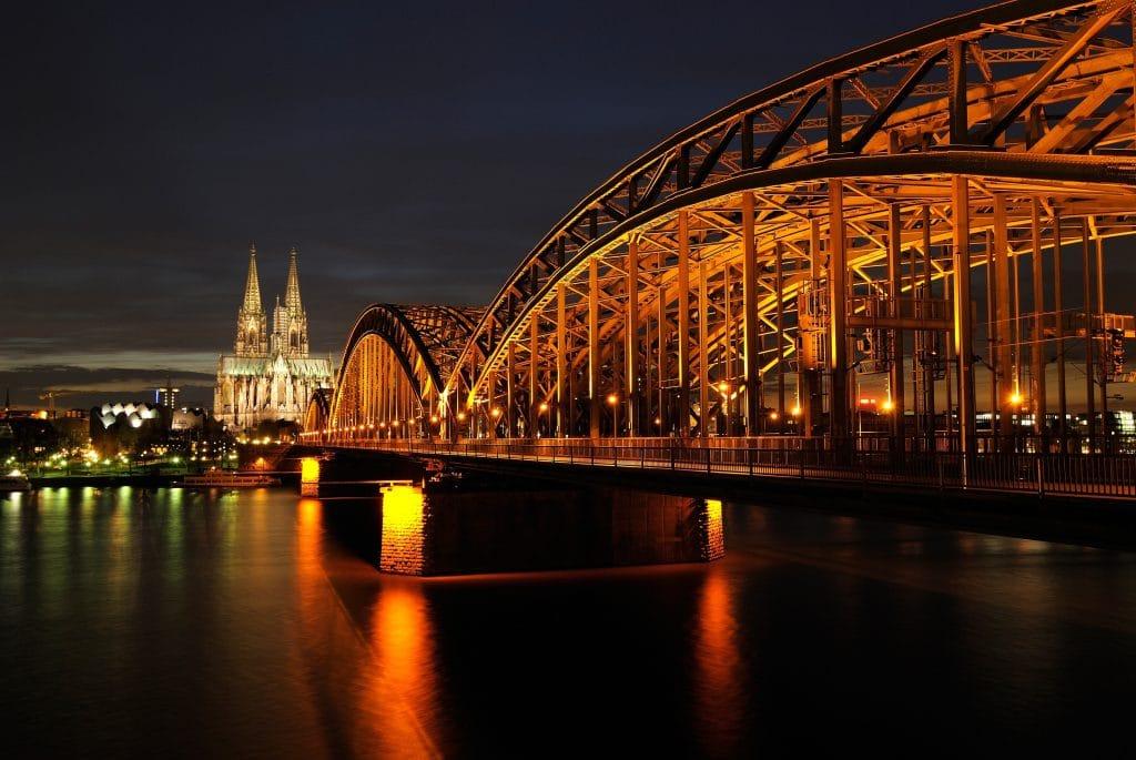 Beste Foto-Spots in Köln