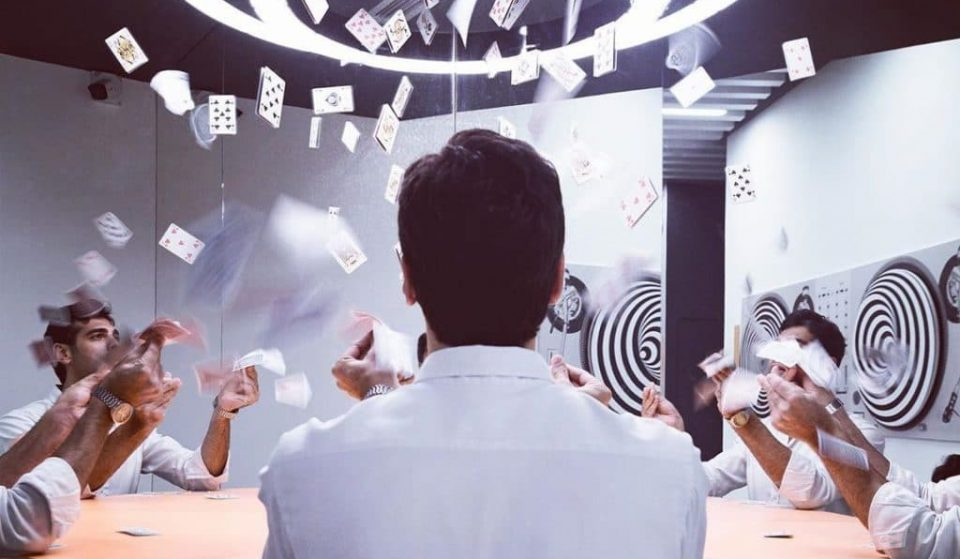 A Mind-Boggling Museum Of Illusions Is Coming To Las Vegas