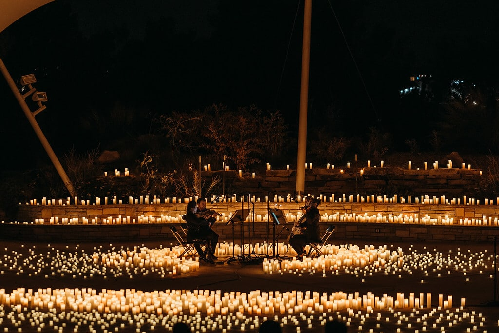 Experience The Magic Of The Holidays At These Gorgeous Candlelight Concerts