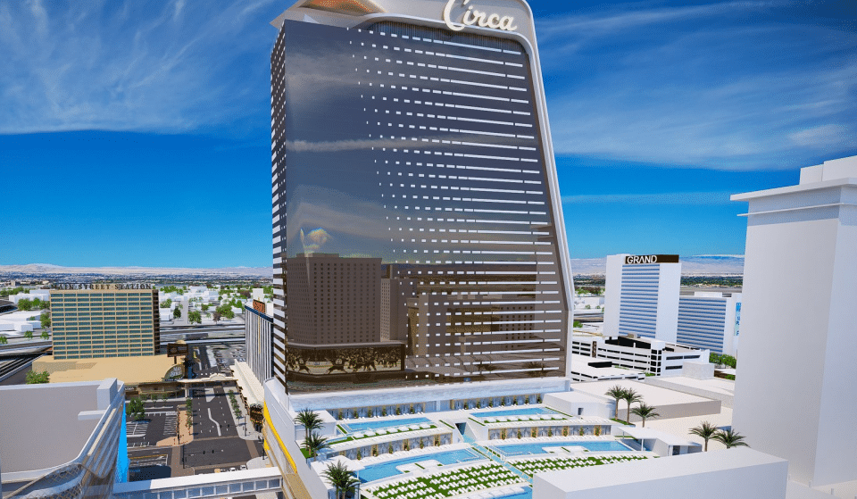 Las Vegas' First Ever Adults-Only Hotel & Casino Just Opened Downtown, And It's Massive