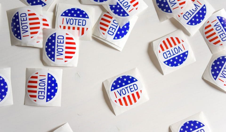 Over 1 Million Nevadans Have Already Voted In Today's Presidential Election