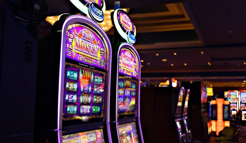 A Las Vegas Local Hit The Jackpot Of Election Distractions Yesterday