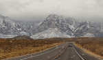 12 Stunning Shots Of Las Vegas Covered In Snow