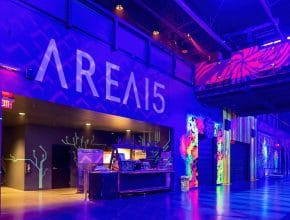 Visit Area 15 The Psychedelic Wonderland Of Vegas
