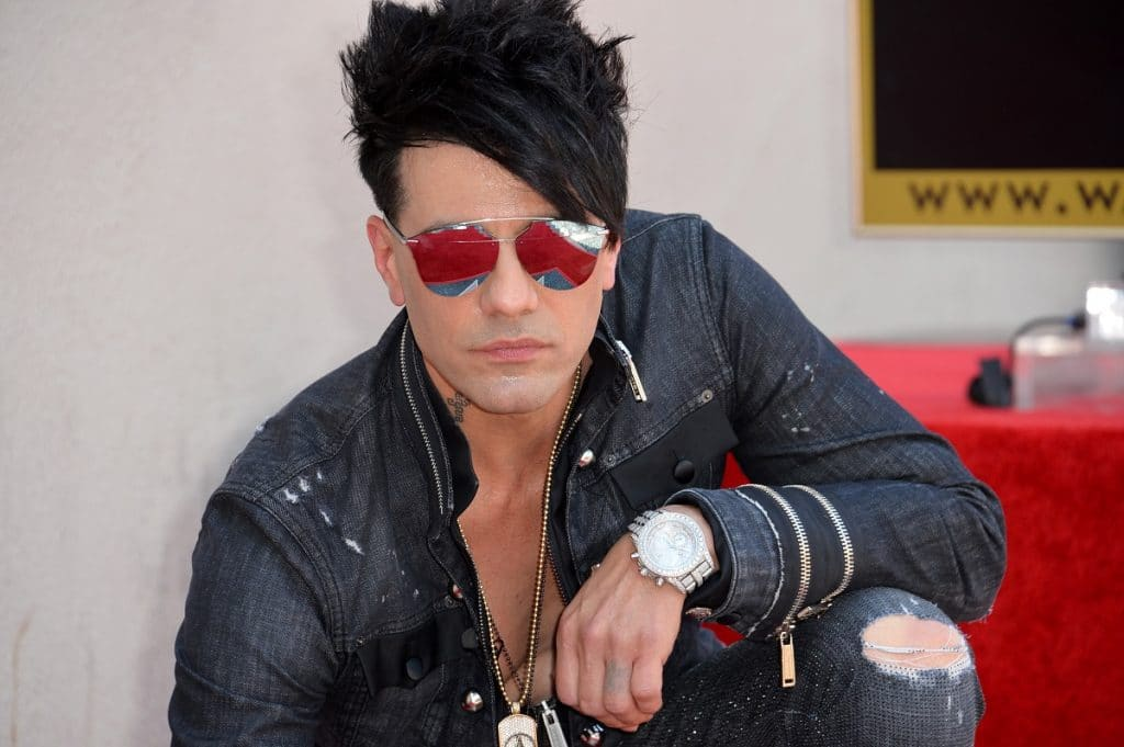 Criss Angel's New Restaurant Is The Talk Of The Town…For Its Particularly Odd Name