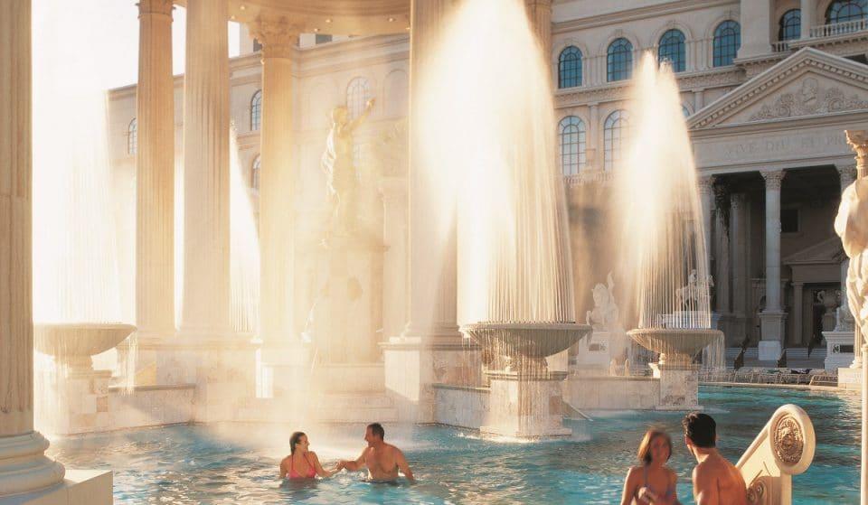 13 Jaw-Dropping Vegas Pool To Visit This Summer