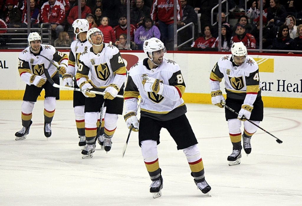 Lehner Pays Off As Vegas Golden Knights Win Against Montreal