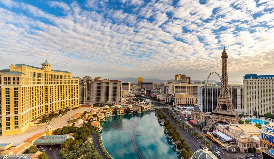 7 Spectacular Things To Do In Vegas This July
