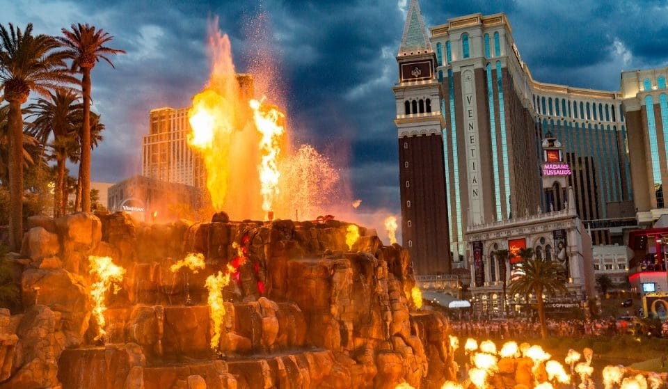 10 Things To Do To Cool Down In Las Vegas