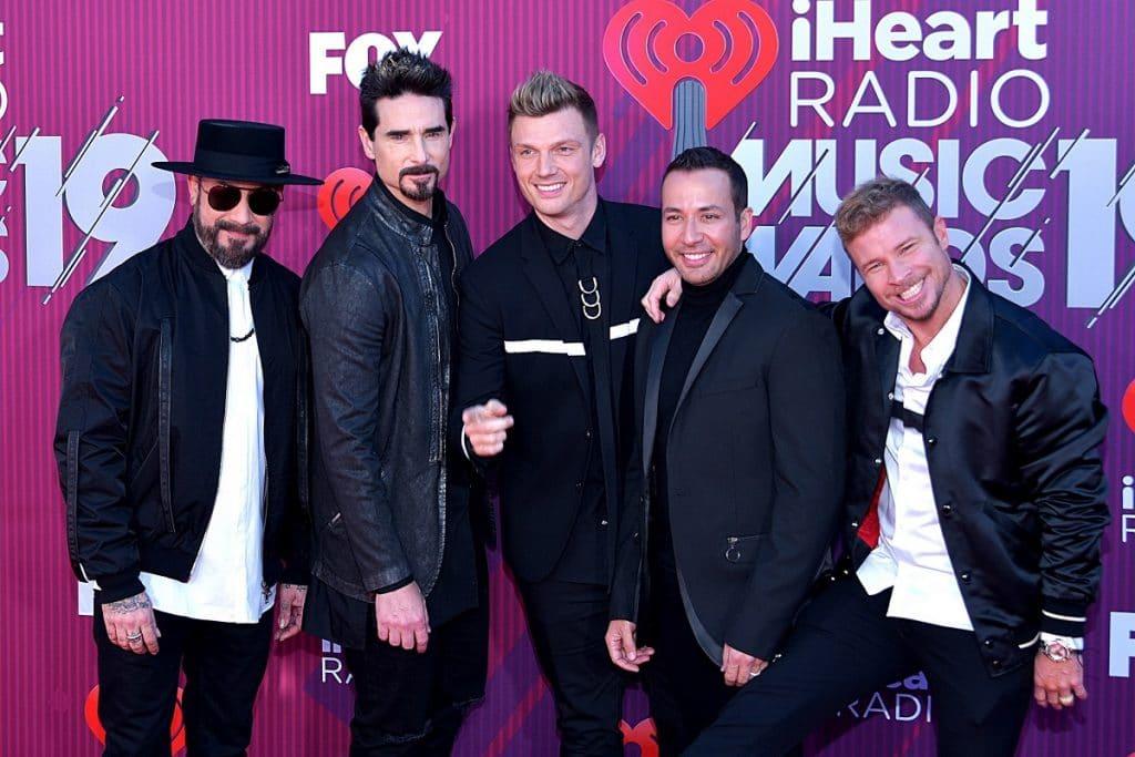 Backstreet Boys Are Back In Vegas For A Christmas Residency