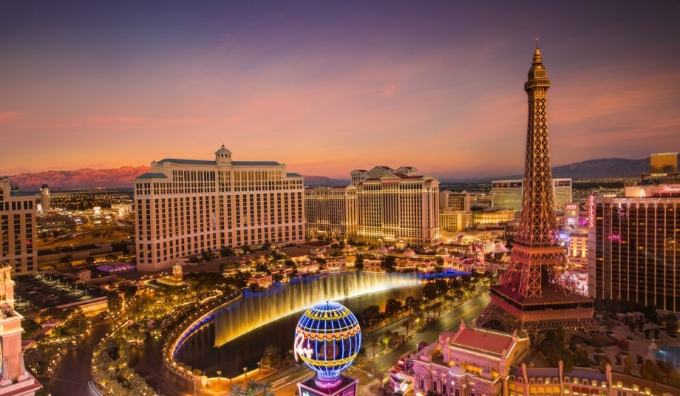 Discover Las Vegas Like Never Before With This Immersive Outdoor Exploration Game
