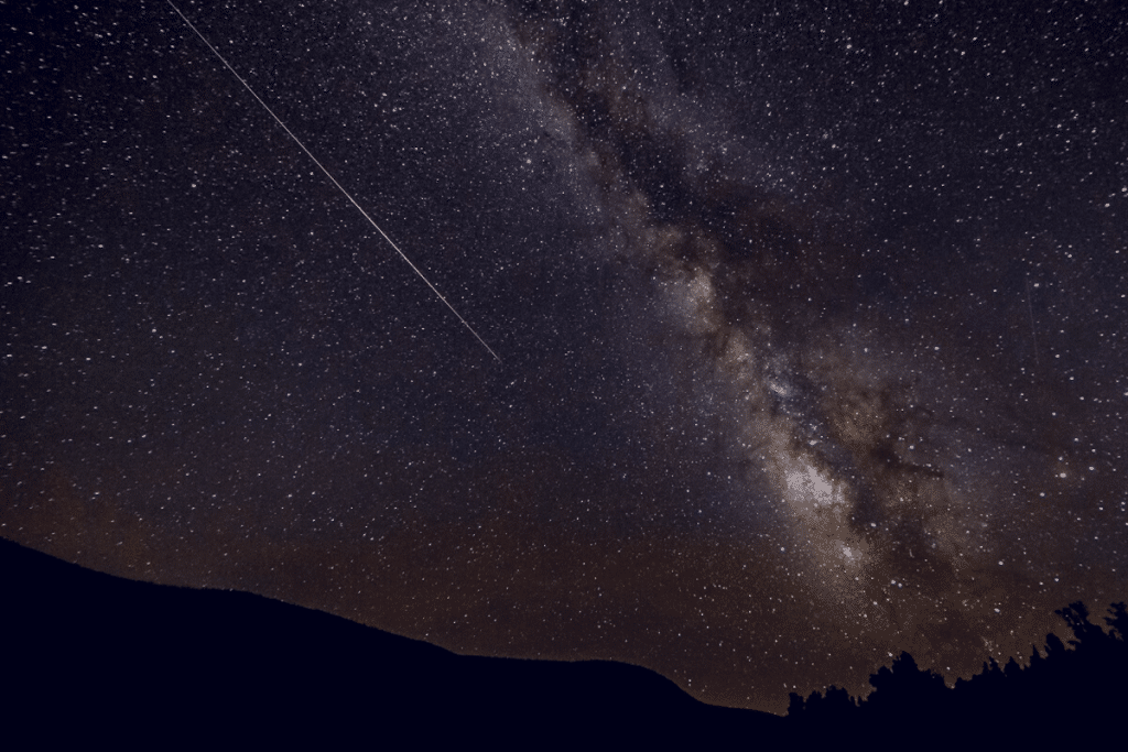 The Perseid Meteors Will Be Illuminating The Skies This Month
