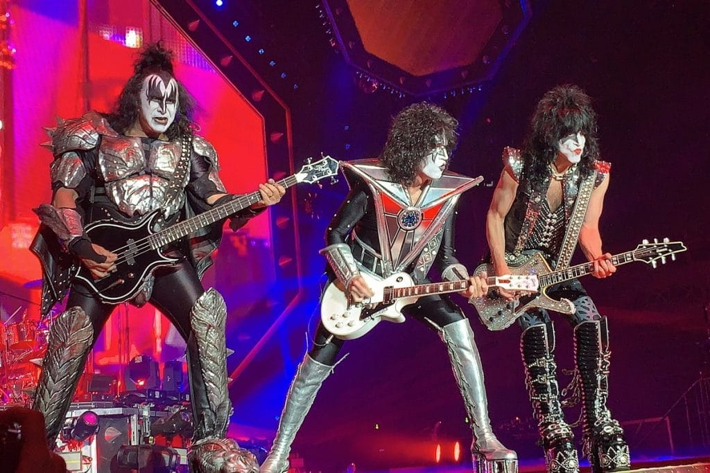 KISS Will Headline Residency In Planet Hollywood