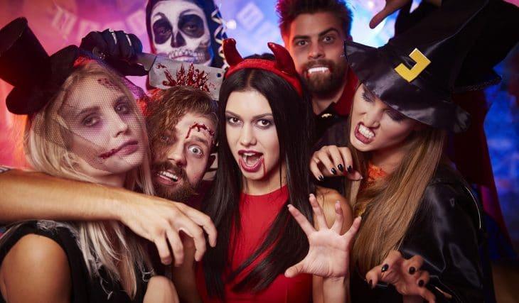 7 Of The Spookiest Halloween Costume Shops In Vegas