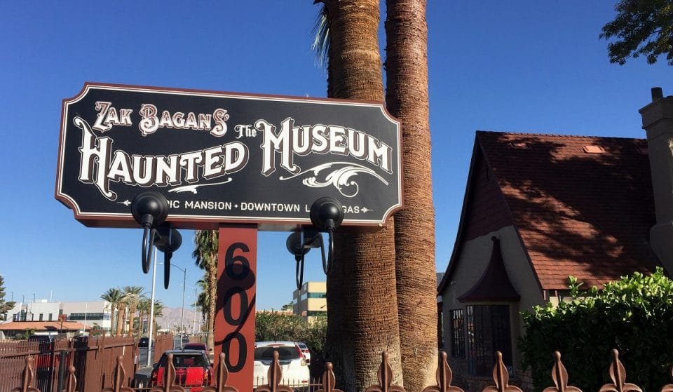 Visit The Most Haunted Spots In Vegas…If You Dare
