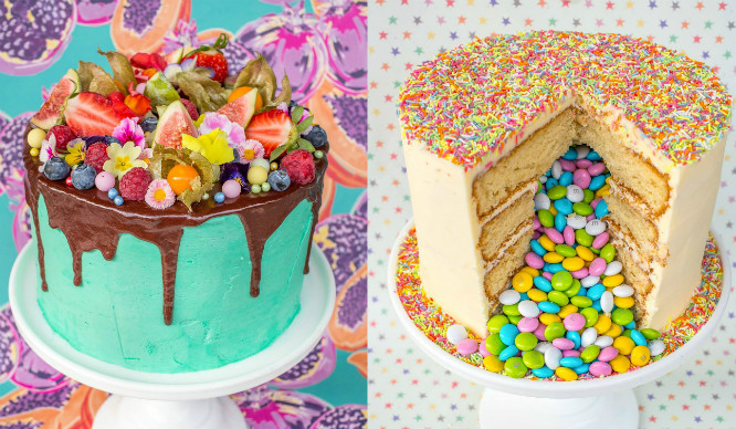 4 Extravagant (Birthday) Cakes To Treat Someone Special In London