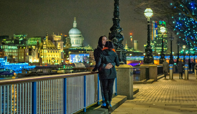 7 Magical Make-Out Spots In London That'll Relight The Romance