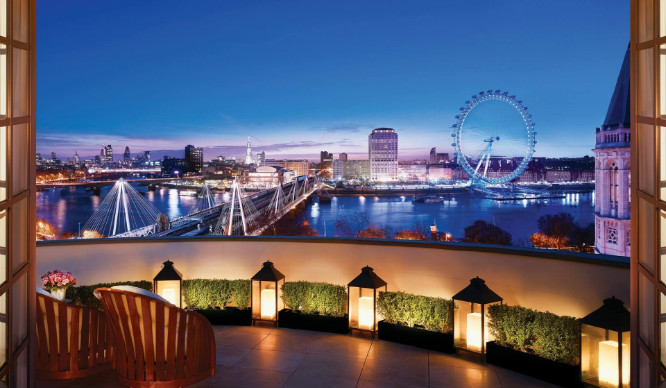 It Is Now Cheaper To Live In A Luxury Hotel Than Rent A Studio Flat In Central London