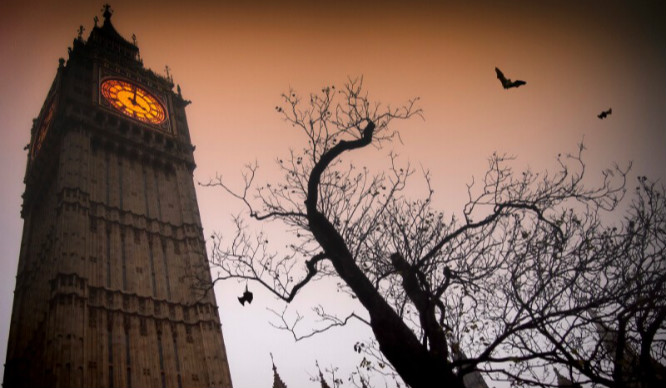 9 Spine-Chilling London Happenings That Are Seriously Spooky
