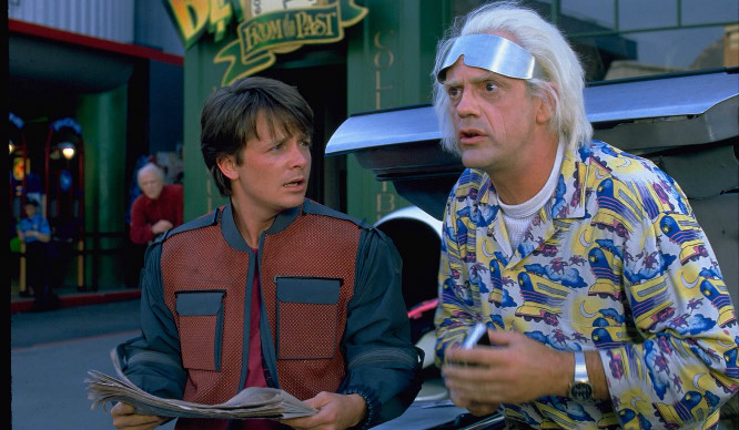 It's Back To The Future Day! The 3 Best Spots To Watch The Movie In London