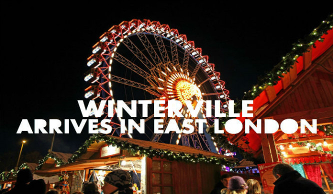 Winterville: London's Fave Festivity Is Back With Frostings Of Fun