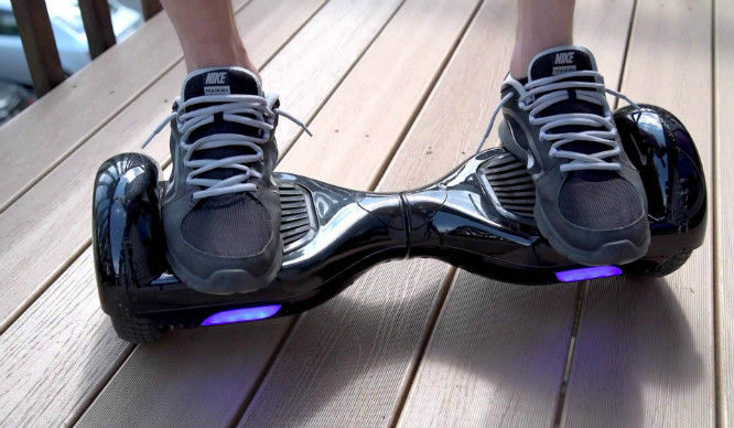 It Is Now Illegal To Ride A Segway 'Hover Board' In London