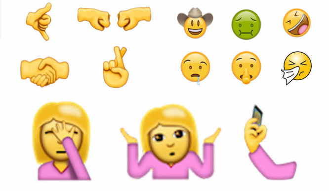 The New Emojis: Why We Need Them In Our London Lives