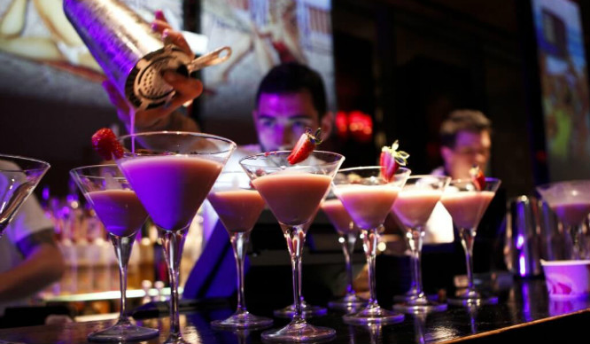 4 Boozy Events You'd Be Bloomin' Bonkers To Miss At London Cocktail Week