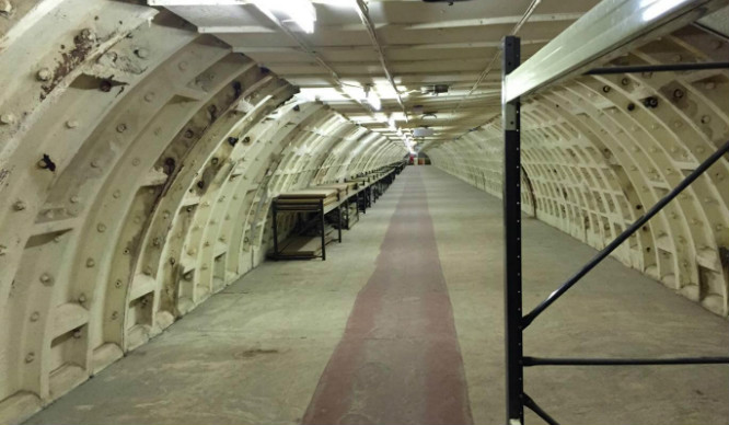 WWII Bunker In Clapham To Open For Tours And It Looks Incredible