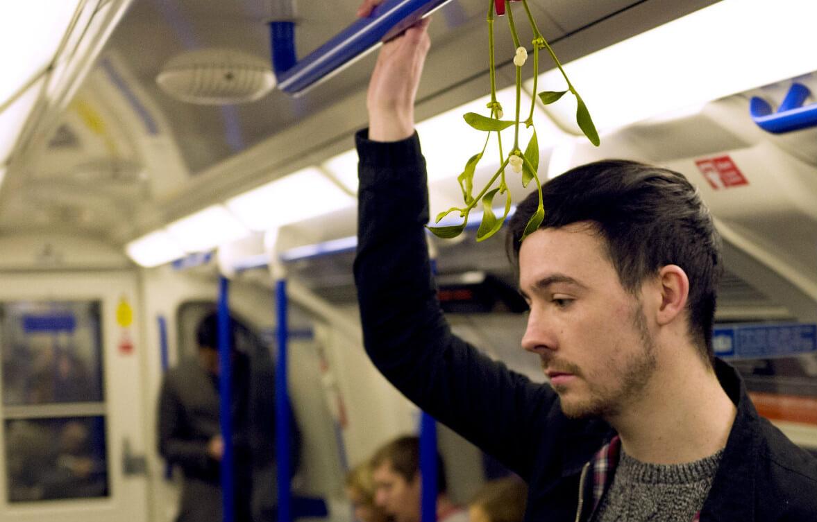 mistletoe-london-tube