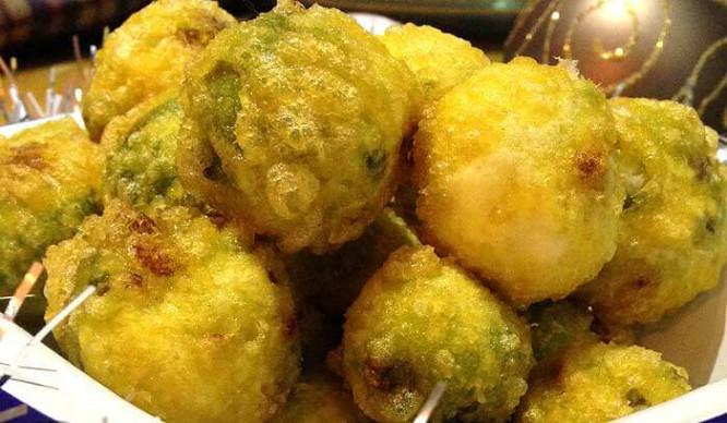Eekk! A London Chippy Is Selling Deep Fried Brussel Sprouts