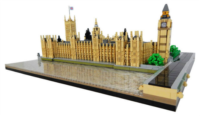 Have You Seen These Incredible Lego-Made London Landmarks?