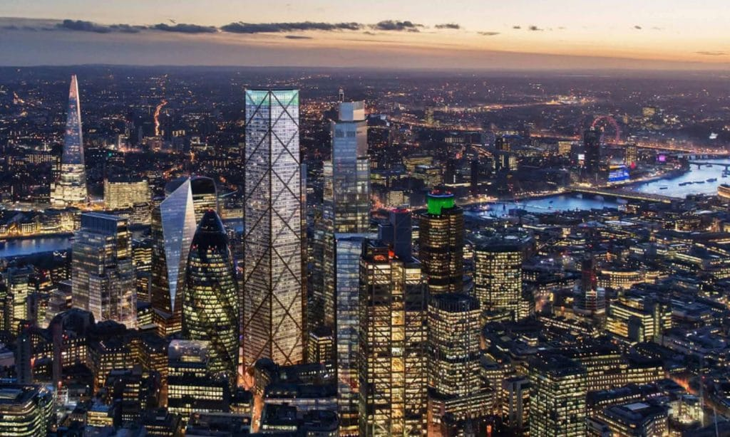 Plans For The Tallest Skyscraper In The City Of London Revealed!