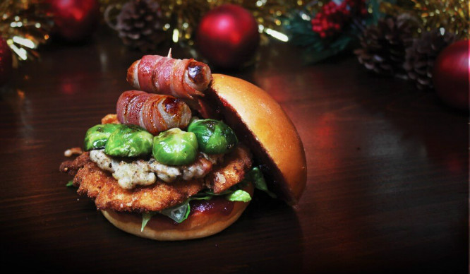 5 Gourmet Christmas Sandwiches That You Need To Get Your Fill Of In London