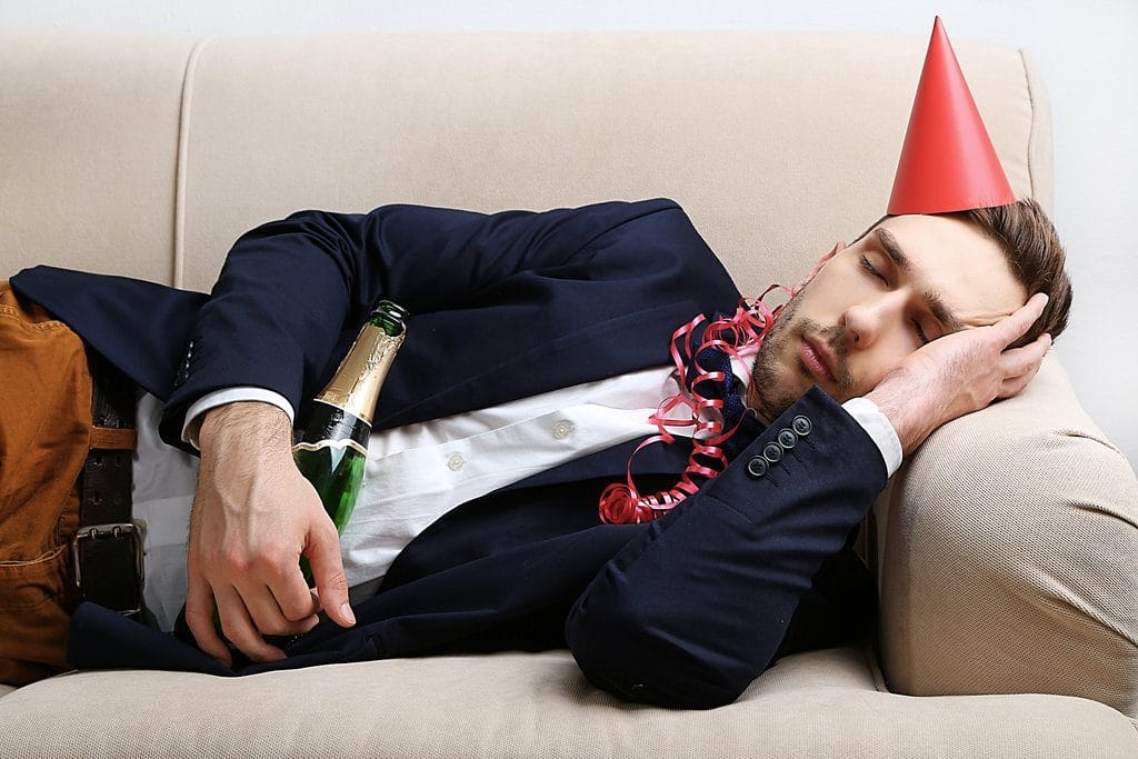 Boxing Day hangover