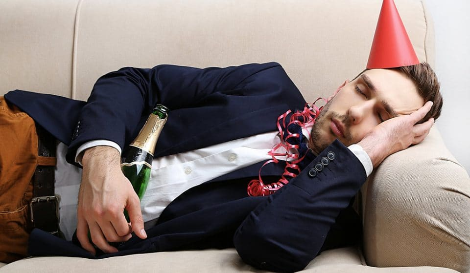 9 Inevitable Stages Of A Boxing Day Hangover