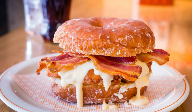 Yes. Fried Chicken Doughnuts Are Now A Thing In London