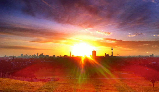 8 Breathtaking London Spots To Watch The Sunset For Summer Solstice