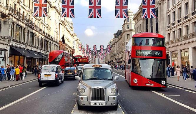 Regent Street Will Close For One Massive Transportation Festival This Summer