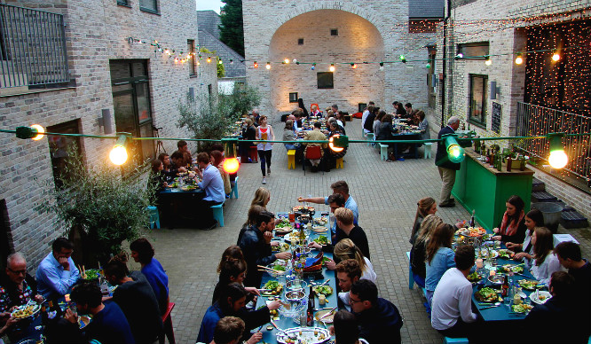 7 Lovely Al Fresco Restaurants To Watch The World Go By In London