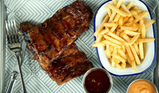 4 Schmokin' London Restaurants You Need To Try This June