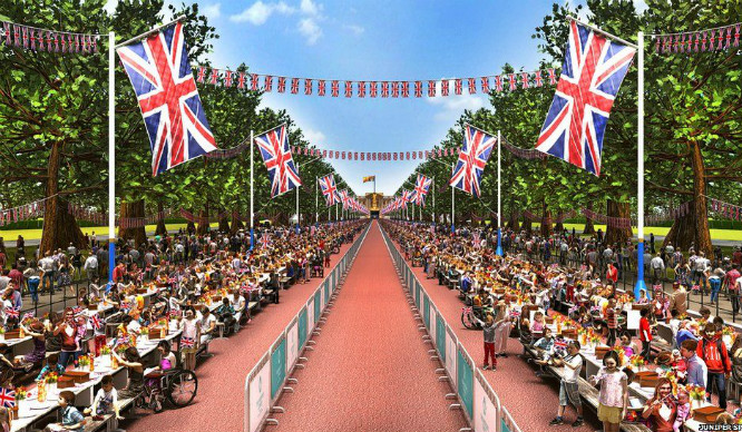 4 Royally Great Parties This Weekend In London For The Queen's B'day