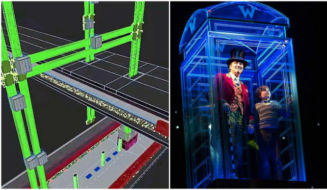 A Willy Wonka-Inspired Rotating Lift May Revolutionise London's Tube