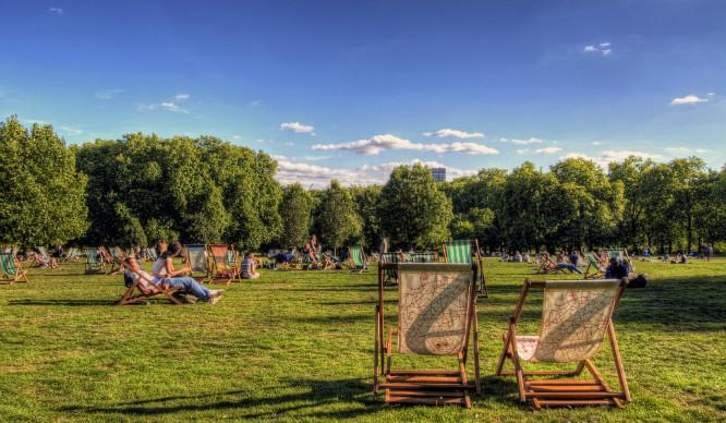 Yaaaas! London Temperatures Set To Soar This Week