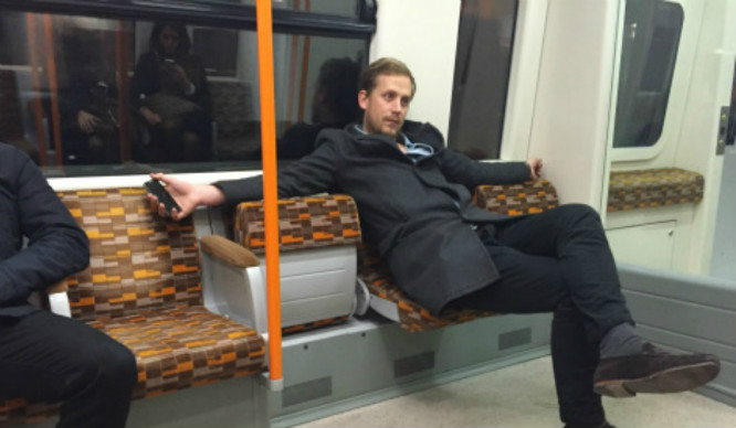 9 Of The Most Annoying People You'll See On The Tube This Week