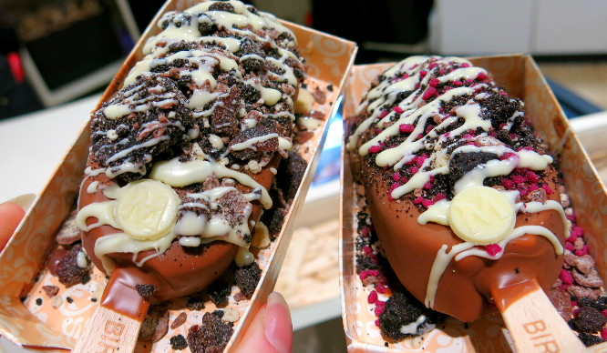 The Design-Your-Own Magnum Pop Up Is Back In London TODAY!