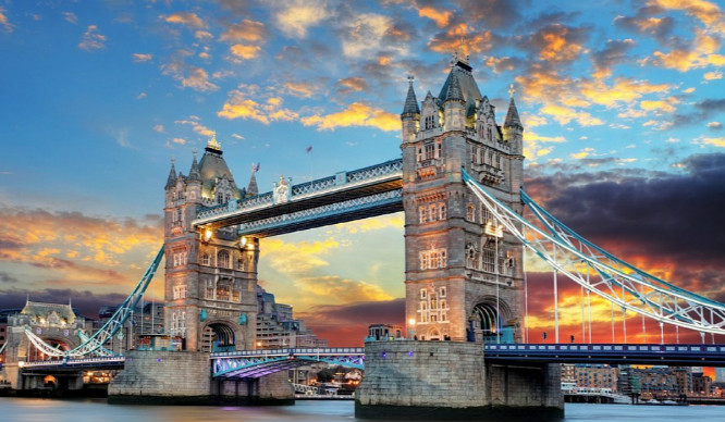 Road Rage! Tower Bridge Is Closing To Traffic For Three Months
