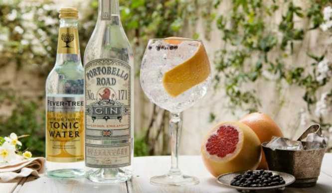 Sloe Down! There's A Gin Hotel Opening In London This Year