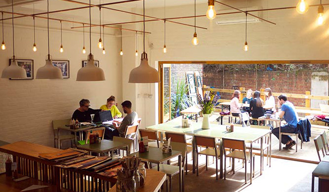 Are You Remotely Creative? 6 Places To Work In London If You Don't Have An Office